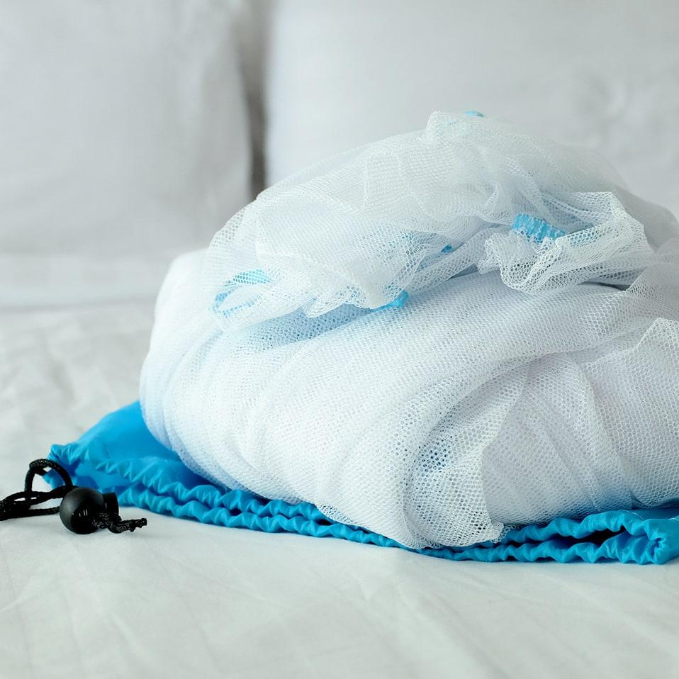 GlisGlis Mosquito Net how to fold