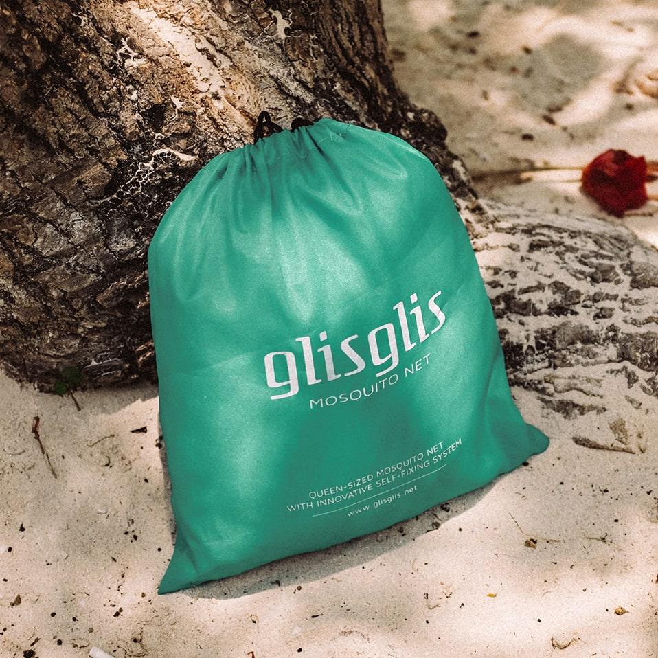 GlisGlis Mosquito Net Green Edition