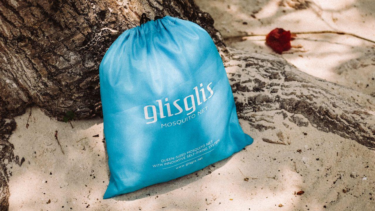 GlisGlis Moskitonetz GlisGlis Mosquito net bag