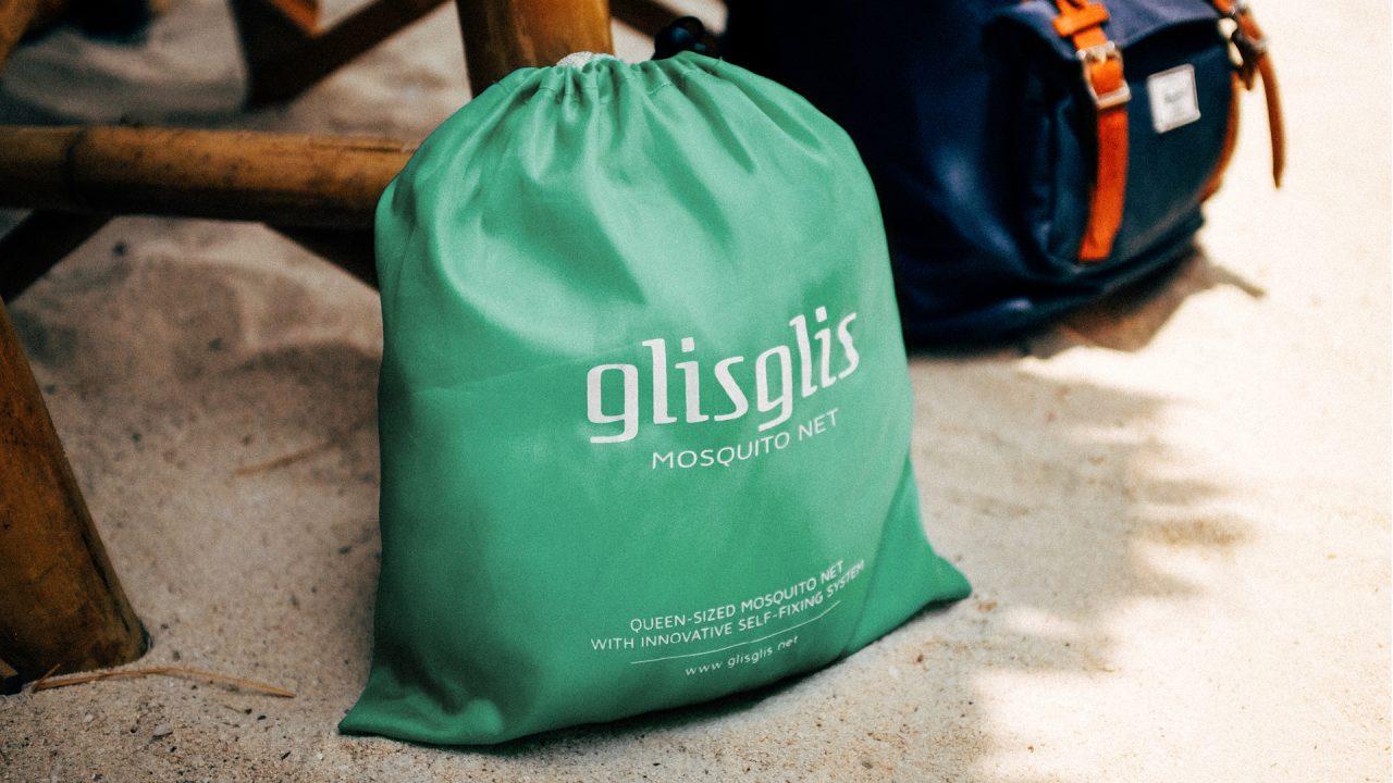 GlisGlis Mosquito Net drawstring bag