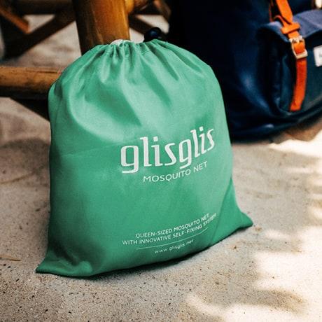 Moskitonetz GlisGlis Green Edition